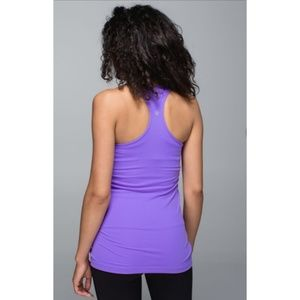 Lululemon Athletica Cool Racer Back Tank size 4